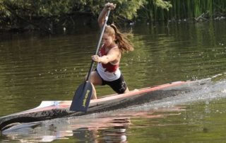 Burloak Canoe Club_paddler_Jillian_Perrone
