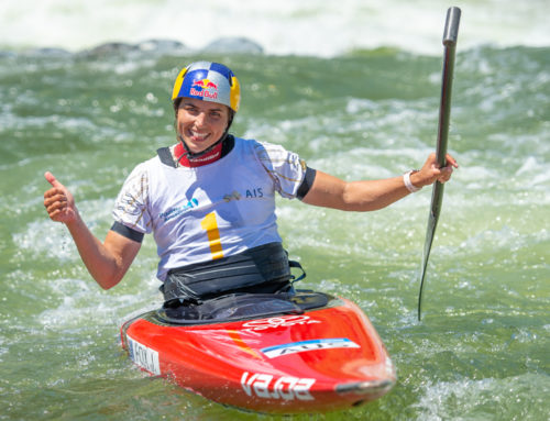 Canoe Slalom Australian Open 2019 Wrap Up With Gold For Fox And Clarke