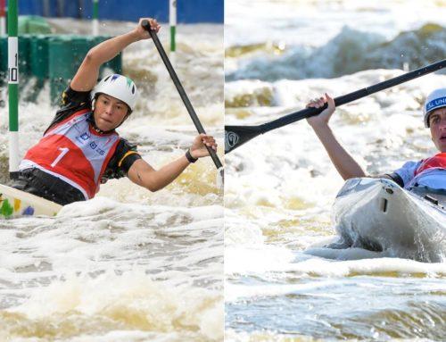 WATCH:  Junior & U23 Women's C1 Finals – 2019 ICF Canoe Slalom Jr & U23 World Championship