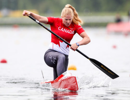 Canada's Laurence Vincent-Lapointe out of World Championships After Failing Doping Test