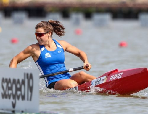 Teenager Nevin Harrison (USA) Stuns the World – Wins Gold C1 200 – Qualifies Boat for Tokyo